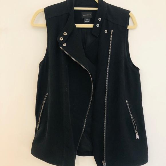 Club Monaco Jackets & Blazers - Club Monaco Black Vest